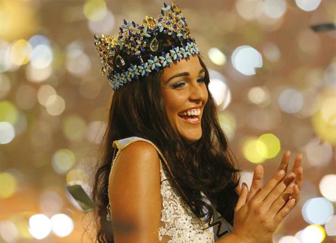 Image of Kaiane Aldorino - Miss Workd 2009