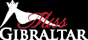 Miss Gibraltar White Logo