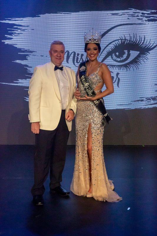 Imagen of Reigning Miss Gibraltar 2019