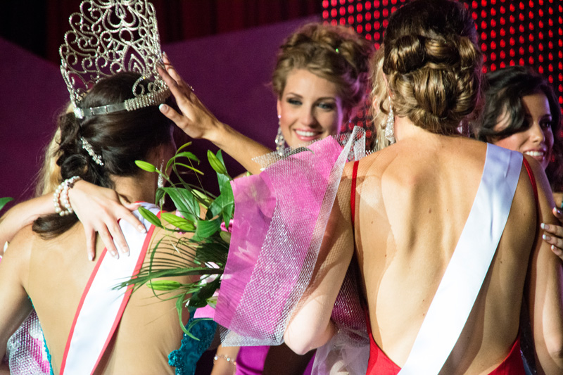Miss Gibraltar 2014 – Pageant Photos Image