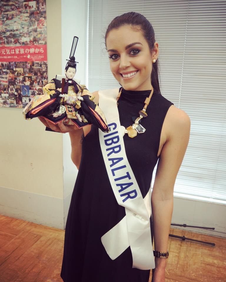 2015 Miss International Image