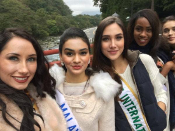 2016 Miss International Image