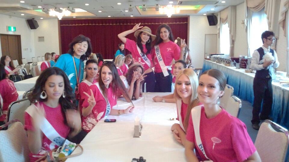 2012 Miss International Image