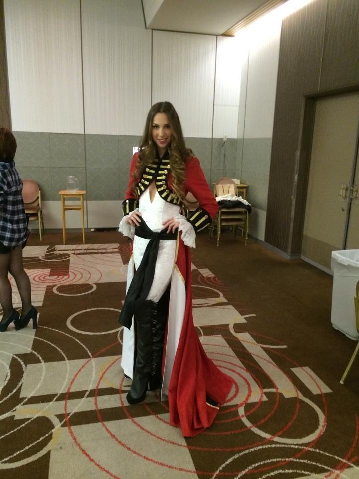 2014 Miss International Image