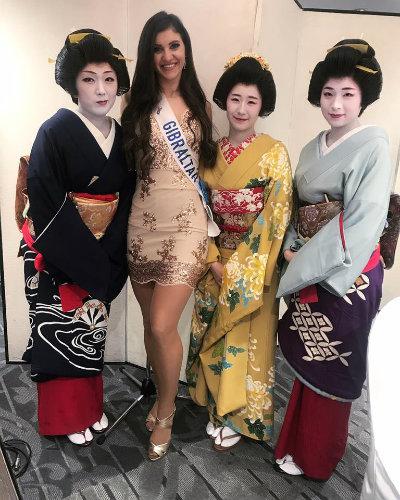 2017 Miss International Image